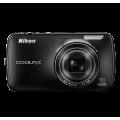 Nikon COOLPIX S800c Crni