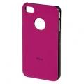 iPhone 4/4S maska za telefon SHINY, pink