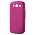 Samsung S3 maska za telefon, silikonska, pink