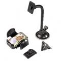 Mini držač za mobilni telefon za auto + vakum sistem za staklo