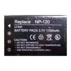 NP120 baterija za DVC 5.4 i 5.1 HD