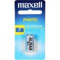 Baterija alkalna Maxell 4LR44 6V