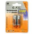 Baterija C.F.L. R6 AA 1.2V 3000mah Punjiva
