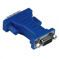 Adapter Hama 45073 Adapter DVI (muški) - VGA (ženski)