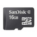 SanDisk Micro SD 16GB sa adapterom Mobile