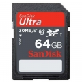 SanDisk SD 64GB Ultra 30Mb/s