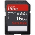 SanDisk SD 16GB Ultra II 30Mb/s