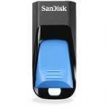 SanDisk USB Flash memorija Cruzer 4Gb Edge Crno/plavi