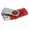 Kingston 8GB USB Flash memorija DataTraveler 101 G2 Crveni