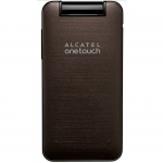 Alcatel 2012D Mobilni telefon Chocolate