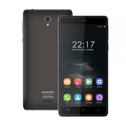 Oukitel K4000 Smartphone Android 5.1 Lollipop Crni