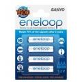 Baterija Sanyo Eneloop HR-4UTGB-4BP R3 AAA 1.2V 800mah Punjiva