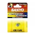 Sanyo Litijumska baterija CR-1/3N-1BP