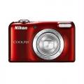 Nikon COOLPIX L27 Crveni