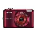 Nikon COOLPIX L28 Crveni
