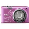 Nikon COOLPIX S2700 Pink LineArt