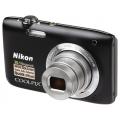 Nikon COOLPIX S2800 Digitalni fotoaparat Crni