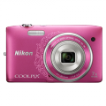 Nikon COOLPIX S3500 Pink LineArt
