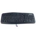 Microsoft tastatura Multimedia PS/2 (crna)